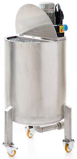 Stainless Steel Mixer Tank Manufacturers
