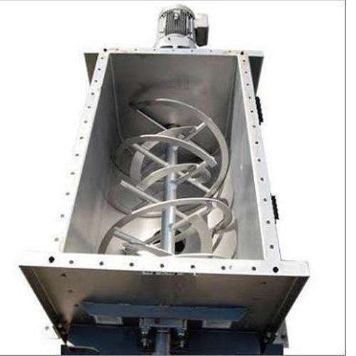 Stainless Steel Mixing Machine Manufacturers