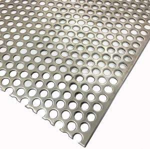 Stainless Steel Perforated Mesh Sheet Manufacturers