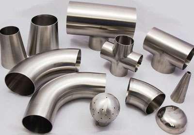 不锈钢管道配件 制造商