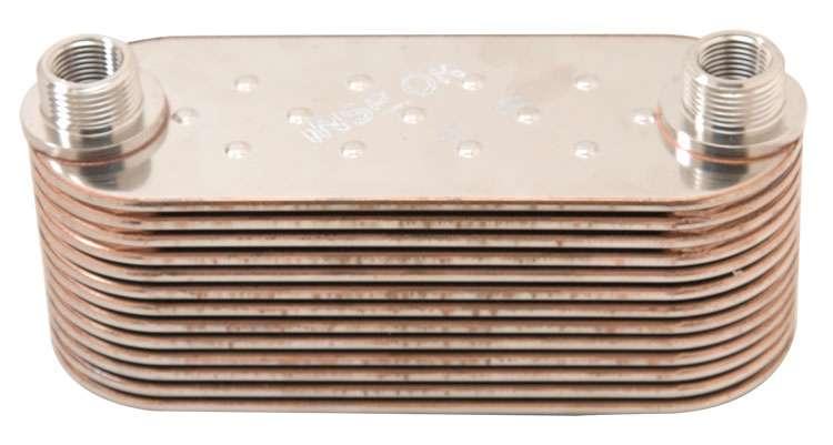 不锈钢板式油冷却器 制造商