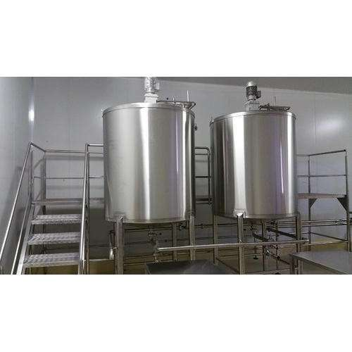 Stainless Steel Process Tank Manufacturers
