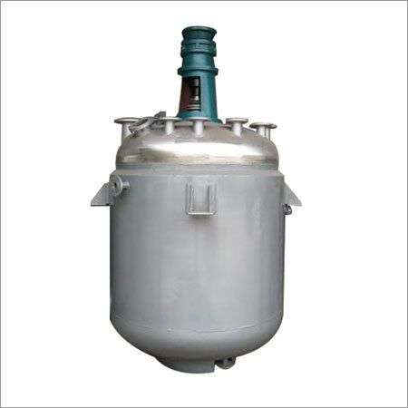 Stainless Steel Reaction Kettle Manufacturers
