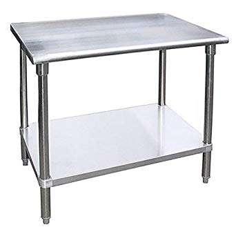 Stainless Steel Restaurant Work Table Manufacturers