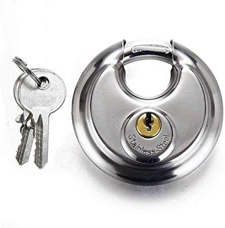 不锈钢圆形锁 制造商