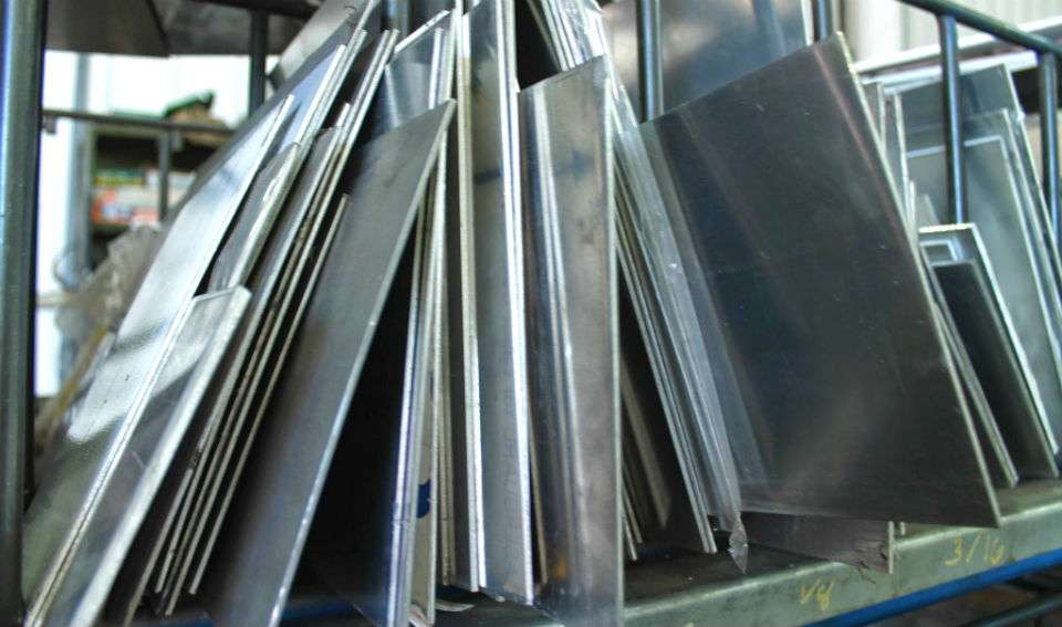 Stainless Steel Sheet Metal Gauge Manufacturers