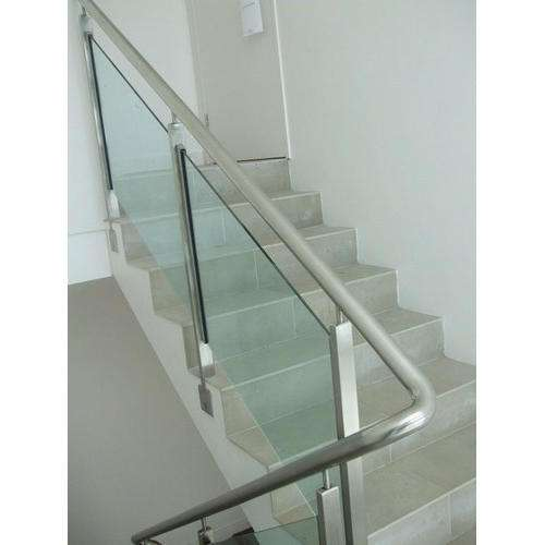Stainless Steel Stair Glass Manufacturers