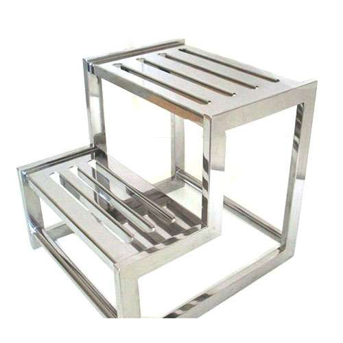Stainless Steel Step Manufacturers