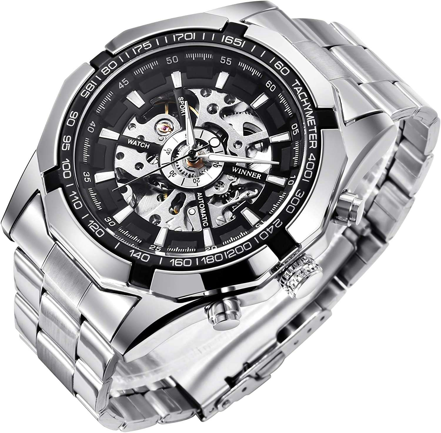 Stainless Steel Watch Mechanical Manufacturers