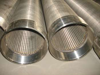 Stainless Steel Water Well Screen Manufacturers