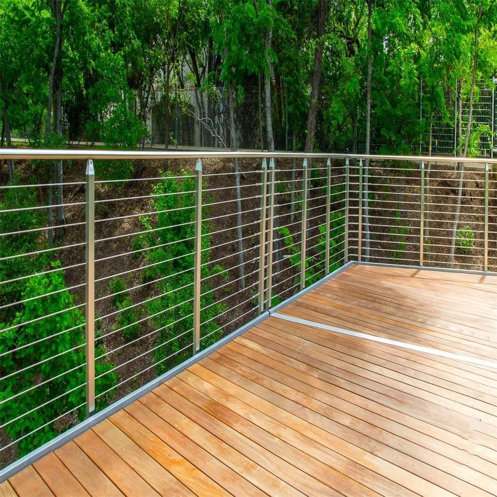 Stainless Steel Wire Fencing Manufacturers