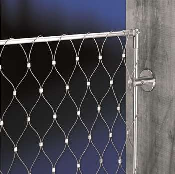 Stainless Steel Wire Mesh Fence Manufacturers