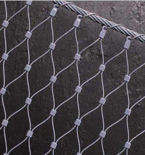 Stainless Steel Wire Mesh Rope Manufacturers
