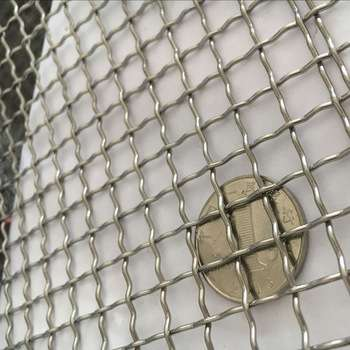 Stainless Steel Woven Wire Mesh Manufacturers