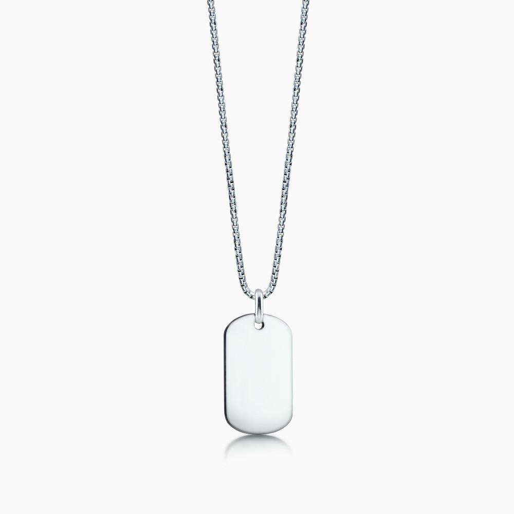 Sterling Silver Dog Tag Manufacturers