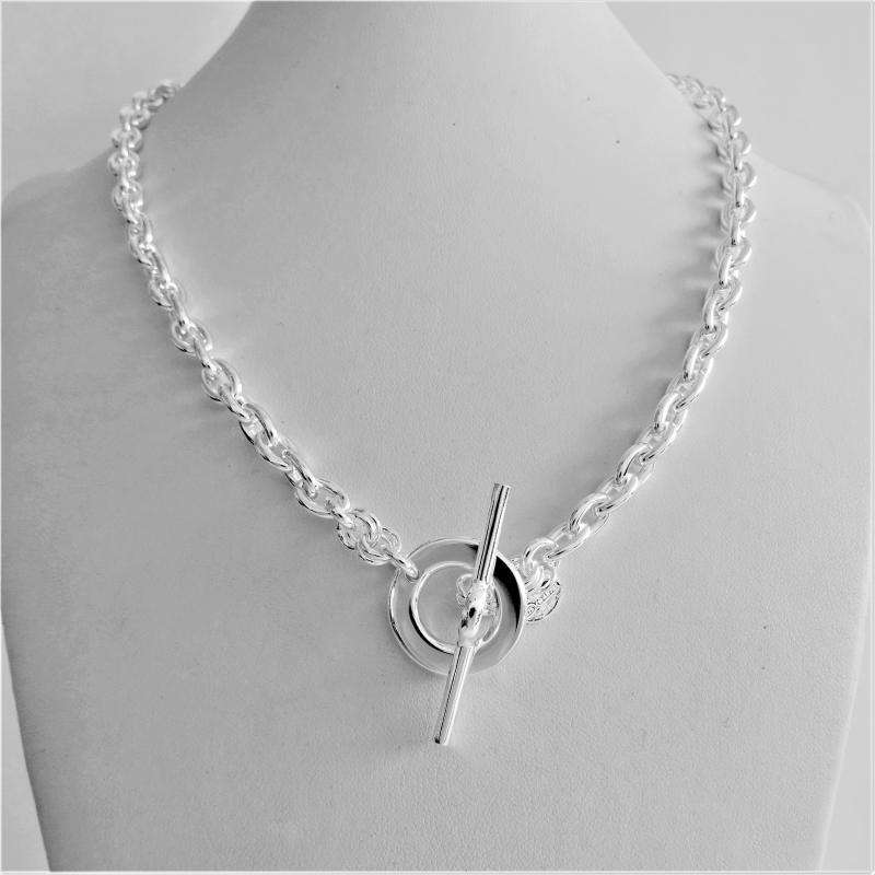 Sterling Silver Toggle Chain Manufacturers