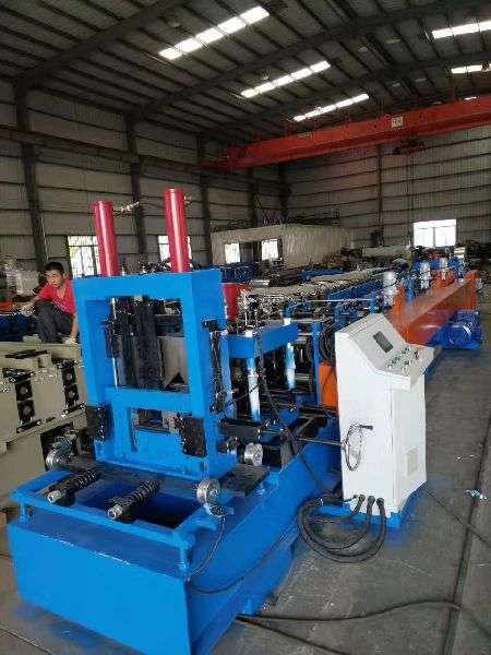 Z Purline Line Manufacturers