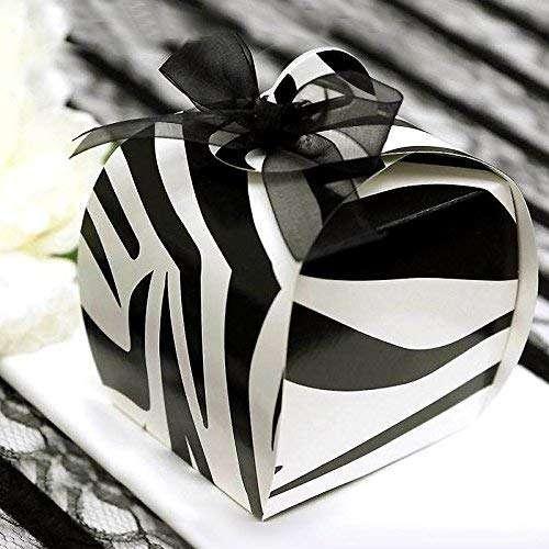 Zebra Cupcake Box Manufacturers