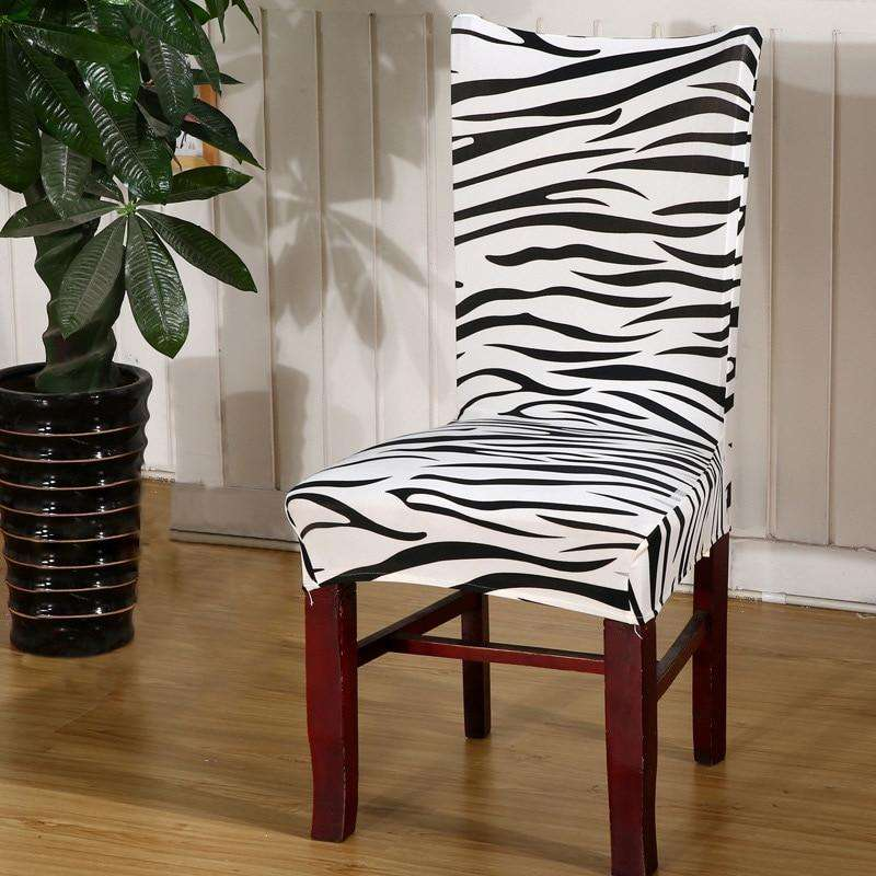 Zebra Print Chair Cover Manufacturers