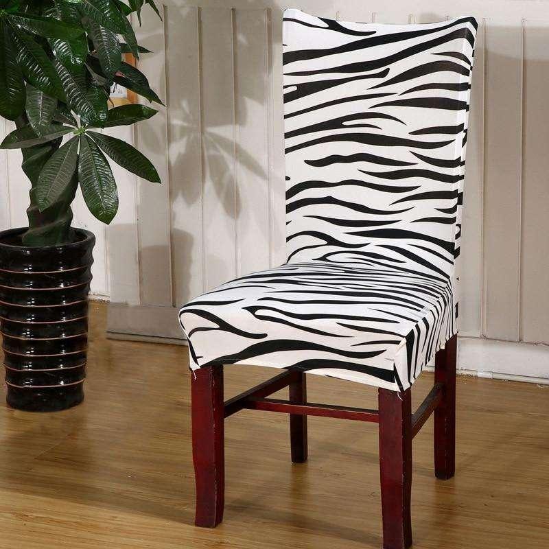 斑马纹椅子套 制造商
