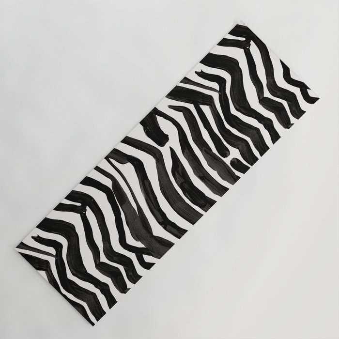 斑马纹瑜伽垫 制造商
