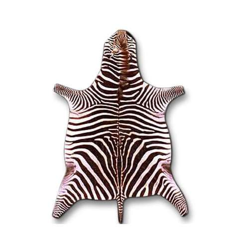 Zebra Rug Real Manufacturers