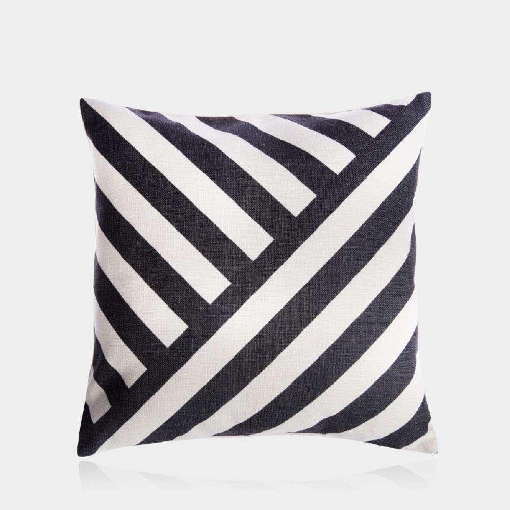 Zebra Stripe Pillow Cover Manufacturers