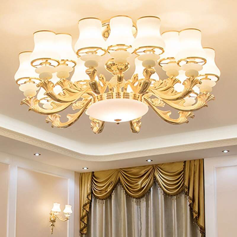 Zinc Alloy Ceiling Light Manufacturers