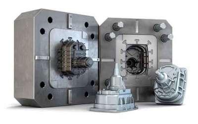 锌压铸件模具 制造商