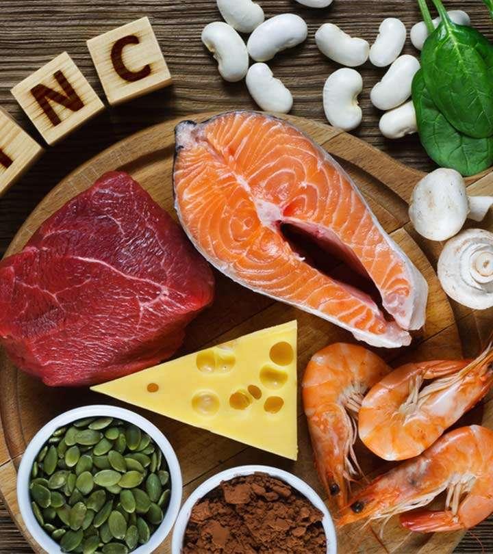 Zinc Food Item Manufacturers