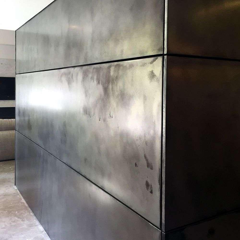 Zinc Metal Wall Sheet Manufacturers