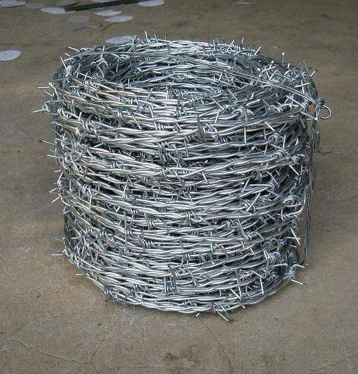 Zinc Plated Barbed Wire Mesh Manufacturers