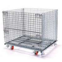 Wire Mesh Pallets Manufacturers