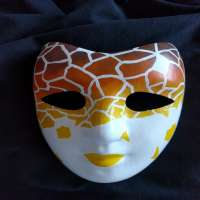 Painted Mask Manufacturers