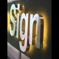 Logo Sign Board Manufacturers