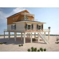 Prefabricated Beach House Manufacturers
