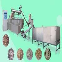 Soya Nugget Plant Manufacturers