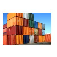 完整的集装箱装载服务 制造商