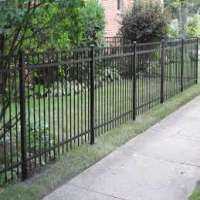 Metal Ornamental Fences Importers