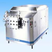 High Pressure Homogenizers Manufacturers