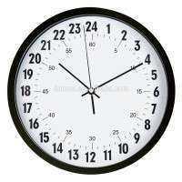 Analog Plastic Wall Clock Manufacturers