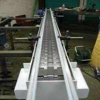 不锈钢板条输送链 制造商