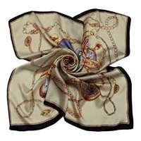 丝绸方巾围巾 制造商
