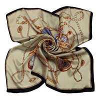Silk Square Scarves Manufacturers