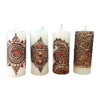 印花蜡烛 制造商