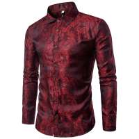Men Silk Shirt Manufacturers