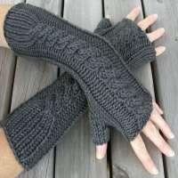手编织手套 制造商