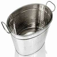 Stainless Steel Wine Buckets Manufacturers
