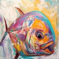 鱼画 制造商