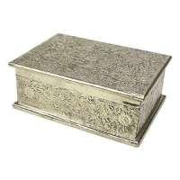 White Metal Jewelry Box Manufacturers